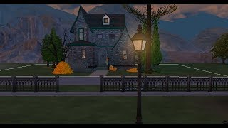 The Sims 4: Speed Build - WITCH'S HOUSE