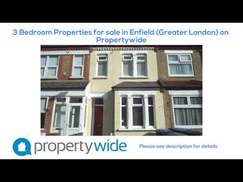 3 Bedroom Properties for sale in Enfield (Greater London) on Propertywide