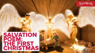 "Superbook ""The First Christmas"" - The Salvation Poem"