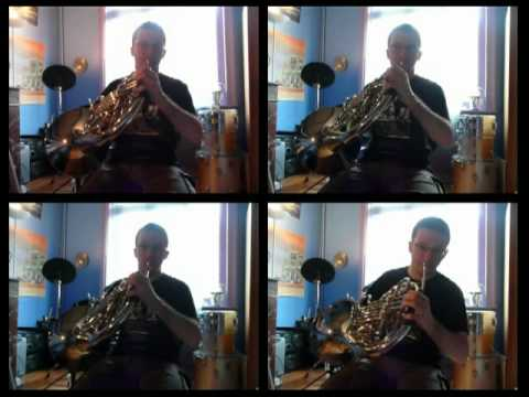 Tribute to John Williams for 12 French horns
