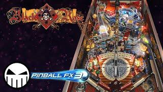 Williams Pinball: Black Rose (Pinball FX3 Steam) - Crow Pinball
