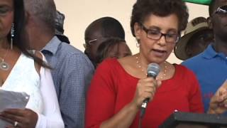VIDEO : 16 Dec 2013 - Division Flagrante Au Sein De Fanmi Lavalas