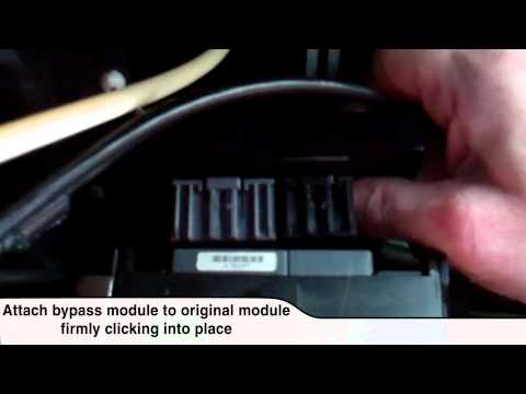 Dorman Lighting Control Module Installation (Crown Victoria Marauder Grand Marquis)