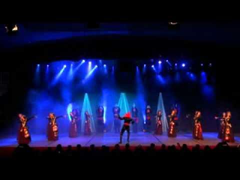 Acharuli - ISTANBUL KAFKAS DANCE ENSEMBLE - 2011