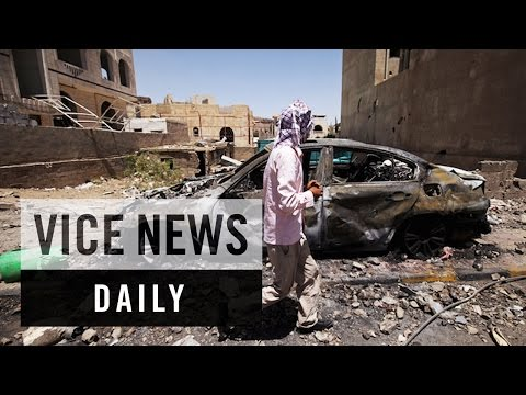 VICE News Daily: Yemen Digs Out Following Airstrikes