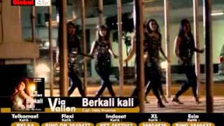 "HIT'S SINGLE"" Full Version Edition"" VIA VALLEN - BERKALI KALI HD. By: Bery"