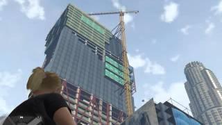 GTA5 Самый высокий кран в игре