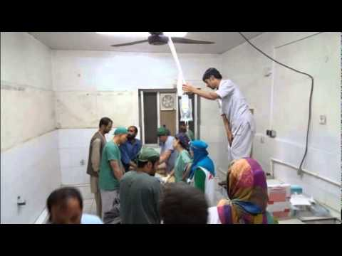 Afghan hospital attack: MSF condemns Kunduz Air Strikes