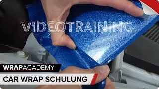 CAR WRAPPING SCHULUNG - Auto folieren lernen