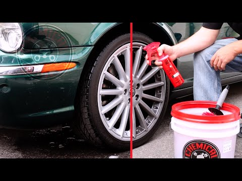 The Best Wheel, Rim and Tire Cleaner - Chemical Guys - Diablo Gel
