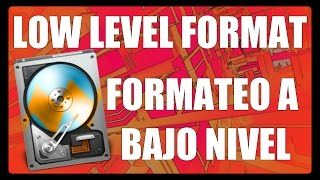 TUTORIAL - Formateo a bajo nivel - LOW LEVEL FORMAT GUIDE - www.logeek.net