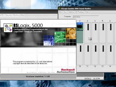 Video Tutorial RSLogixEmulate5000