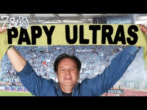 Papy Ultras – Pino Campagna by Zelig