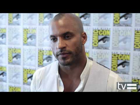 Ricky Whittle Interview - The 100 (CW) Season 2