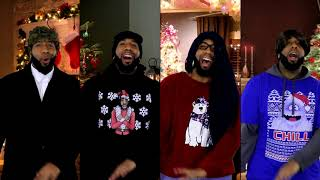 Starrkeisha - Deck The Halls 😂🔥🎄 (Powered by Facemoji Keyboard) | Random Structure TV
