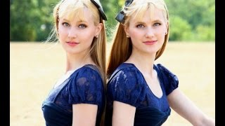 10 most beautiful twins  || BiSmile