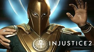 Injustice 2 - Doctor Fate Reveal Trailer