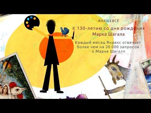 Наше всё. Марк Шагал.
