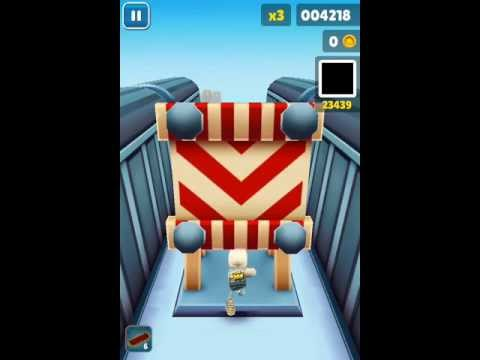 Subway Surf Infinite Points