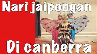 TARI JAIPONGAN MAUNG LUGAY | CANBERRA 2017 #VLOG6 MP3