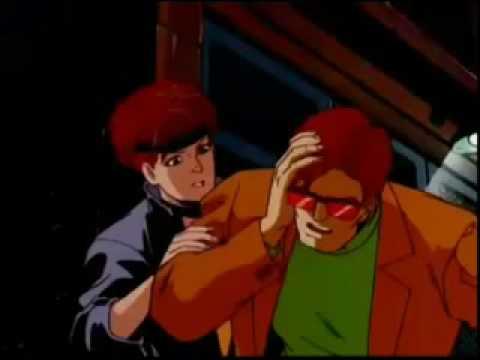 Dazzler X-Men scenes