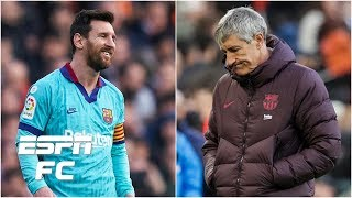 What's going wrong for Quique Setien's Barcelona? | La Liga