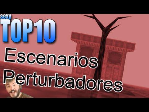 Escenarios perturbadores en videojuegos | Sexy TOP 10