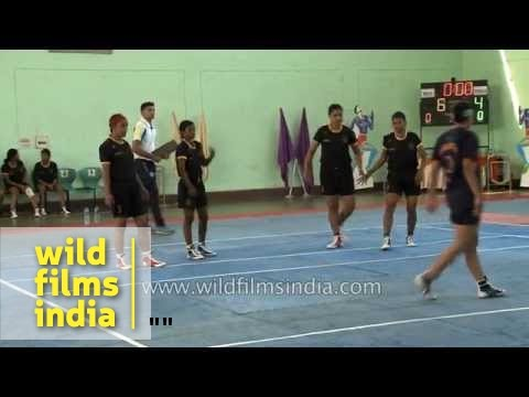 Ncc national games Kabaddi L 59 22