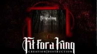FIT FOR A KING - Warpath (lyrics)
