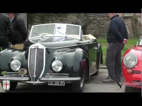 Stelle sul Liston 2012 – Concorso d'Eleganza Automobilistica & Femminile
