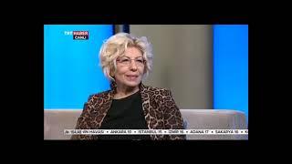Prof. Dr. Sevil Atasoy ve Prof. Dr. Sinan Canan TRT Haber'de
