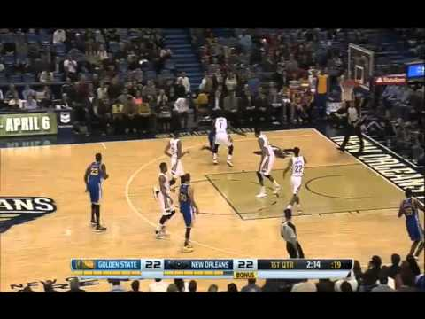 Harrison Barnes fast break blunder