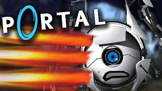 Laserfun「Portal 2: Custom Maps 」