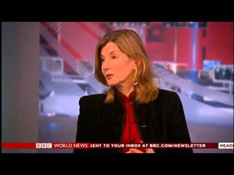 Nancy Lindborg Discusses Syrian Refugee Crisis on BBC World News America