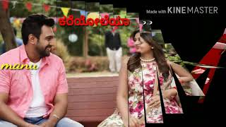 Ninagaagiye ninagaagiye from the film nannusire Kannada movie song for WhatsApp status