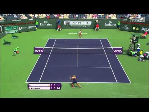 Li Na VS Dominika Cibulkova | Full Highlights | WTA Indian Wells | March 14, 2014