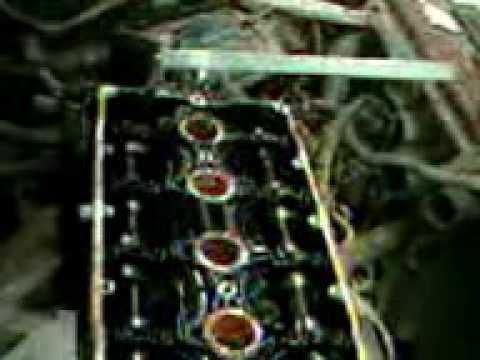 Срыв головки ВАЗ 2112.16 клапанов***