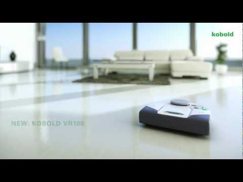 Vorwerk Kobold VR100 Robot Vacuum Cleaner - (English)