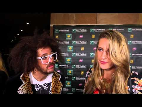 BNP Paribas Open Player Party - On the Green Carpet