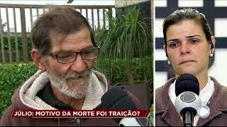 Homem é morto na frente da sua esposa no litoral de São Paulo