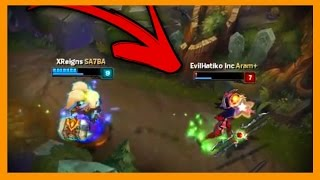 Best Fails Compilation - League of Legends