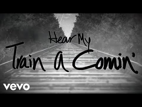 Jimi Hendrix - Hear My Train A Comin' (Lyric Video)