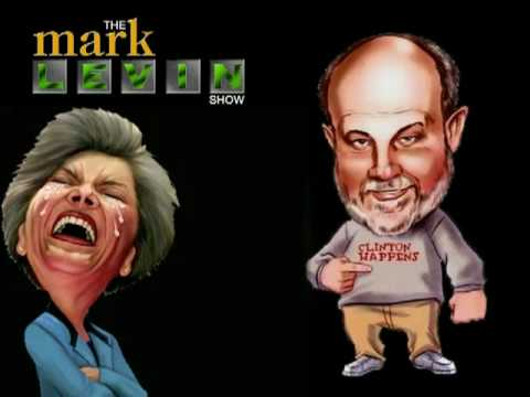 Mark Levin vs. Barbara Boxer
