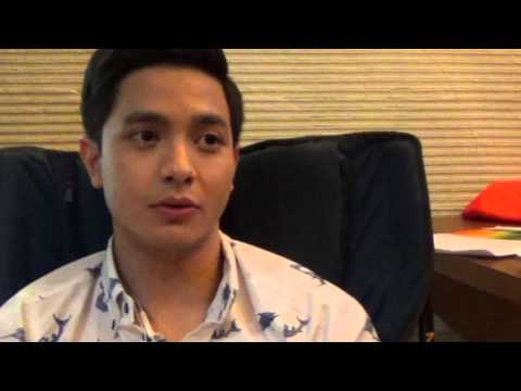 Getting personal with Alden Richards