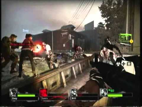 Left 4 Dead 2 The Sacrifice Expert Mode Single Player