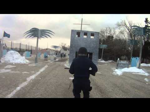 Airsoft Action MAG St. Valintines Day Massacre