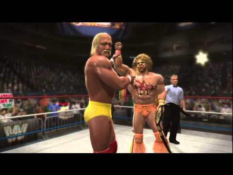 The Ultimate Warrior (WWE 2K14) Tribute