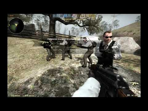 Counter Strike: Global Offensive - İlk 10 Dakika / First 10 Minutes [HD]