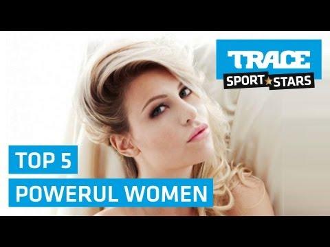 Top 5 Most Powerful Women in Sport