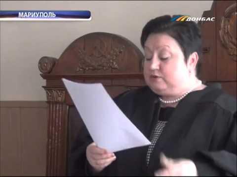 ТК Донбасс - Оконная аферистка сбежала из здания суда!